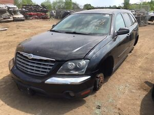 2005 Chrysler Pacifica just arrived for parts at Pic N Save!