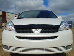 2004 Toyota Sienna LE SPORT--AWD-DVD-HDTV-NAVI-LEATHER-R/STARTER