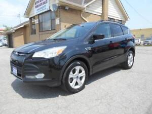 2014 FORD Escape SE AWD 2.0L EcoBoost Heated Seats 90,000KMs