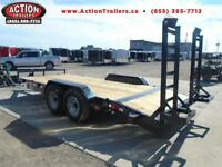 7 ton equipment trailer - 7 x 18' LOWEST PRICE FOR QUALITY 2016