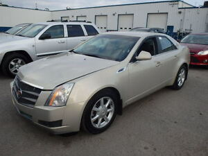 2008 Cadillac CTS AWD Drive Low KMs
