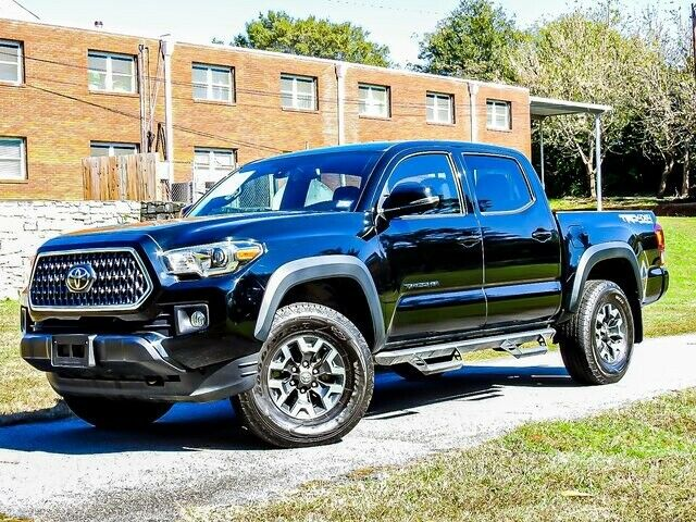 Image 2 Voiture American used Toyota Tacoma 2018