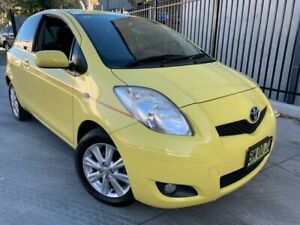 LOW KM TOYOTA YARIS Thornleigh Hornsby Area Preview