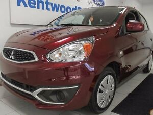 2017 Mitsubishi MIRAGE ES- MANUAL- rockin'