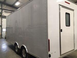 8.5 x 20 cargo trailer