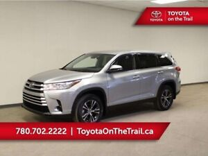 2019 Toyota Highlander LE LUXURY AWD; SHOWROOM SPECIAL!!! LEATHE