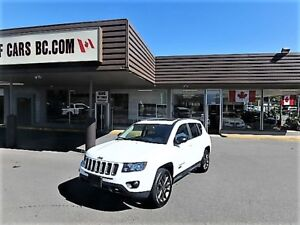 2016 Jeep Compass 75TH ANNIVERSARY 4WD