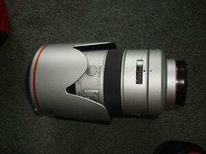 Sony Camera & Lenses Strathcona County Edmonton Area image 1