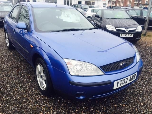 2002 ford mondeo 1 8 lx in derby derbyshire gumtree. Black Bedroom Furniture Sets. Home Design Ideas