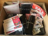 Avon Products and starter kit