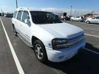 FRESH IMPORT 2003 CHEVROLET TRAILBLAZER LWB 4WD AUTO 7 SEATER LONG WHEEL BASE