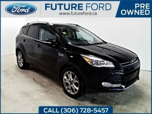 2014 Ford Escape Titanium FULLY LOADED WITH NAV.- PST PAID