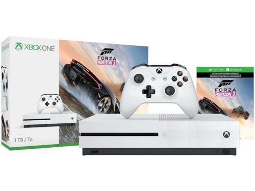 Xbox One S 1TB Console Forza Horizon 3 Bundle + Asus VZ279H Frameless 27