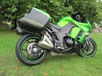Kawasaki ZX 1000 SX ABS SPORT TOURING MOTORCYCLE