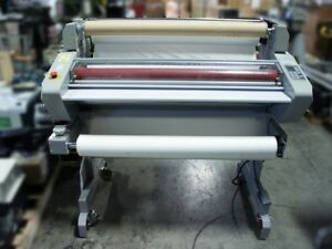 GBC 1244WF Hot and Cold Laminator - Bindery and Finishing