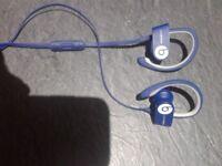 Beats by dre power wireless headphones