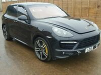 2013 PORSCHE CAYENNE V8 Damaged Car