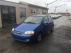 """.$1100 """"As-Is""""2006 Chev.Aveo LT.5 Speed No Accidents (Carproof)"""