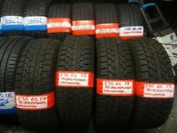 3000 BRAND NEW AND PART WORN TYRES AND ALLOYS UNDER 1 ROOF FREE FITTING AND BALANCE OPEN 7 DAYS