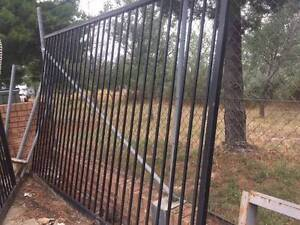 Steel Bar Fencing Panels Hume Queanbeyan Area Preview