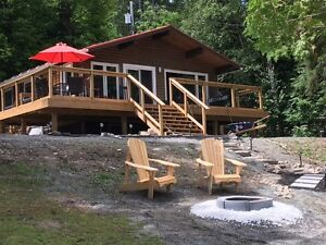 Lakefront cottage for rent - all season