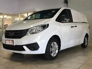 2016 LDV G10 SV7C White 6 Speed Manual Van Winnellie Darwin City Preview