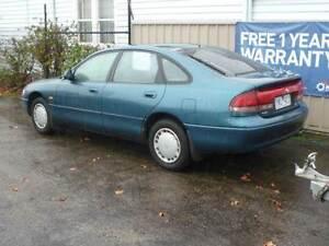 1998 Mazda 626 Manual Hatchback Lake Wendouree Ballarat City Preview