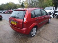 FORD FIESTA - CE56NVC - DIRECT FROM INS CO