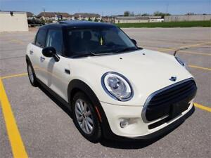 2016 Mini Cooper 4 Door Clean title low kms