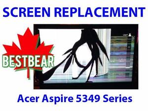 Screen Replacment for Acer Aspire 5349 Series Laptop