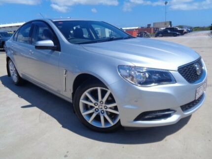 2013 Holden Commodore VF MY14 International Silver 6 Speed Sports Automatic Sedan