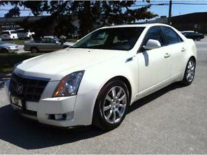 2008 CADILLAC CTS4 3.6L AWD ULTRA PREMIUM - PANO|NAV|NO ACCIDENT