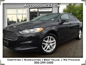 2013 Ford Fusion SE SUNROOF PKG