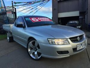 2006 Holden Commodore VZ ONE Tonner Quicksilver 6 Speed Manual Cab Chassis Brooklyn Brimbank Area Preview