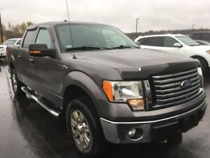2012 Ford F-150 XLT 4x4 Crew Cab Pickup 144.5 in. WB