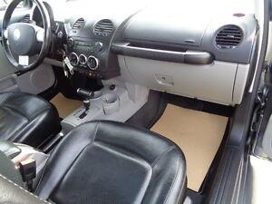 2005 Volkswagen New Beetle GLS PKG-LEATHER-SUNROOF-1.9L TDi Edmonton Edmonton Area image 13