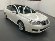 2011 Renault Latitude X43 2.5 V6 Luxe White 6 Speed Automatic Sedan Fyshwick South Canberra Preview