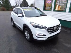 2018 Hyundai Tucson SE AWD Leather only $210 bi-weekly all in!