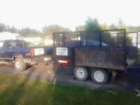 Tree and Stump Removal / Garbage Removal / Demolition / 646-0232