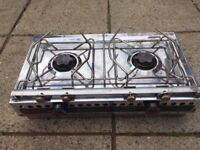 Origo 3000 - compact two-burner stove