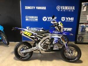 Yamaha WR450F Motard 2017 ONLY 979kms Mount Louisa Townsville City Preview