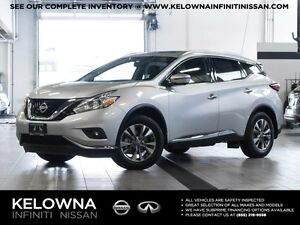 2016 Nissan Murano SL All-wheel Drive