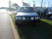 2003 Toyota Landcruiser 105R GXL Silver 5 Speed Manual Wagon Garbutt Townsville City Preview
