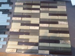 Half Off Beautiful Glass Wall Tile for Home Renovations Kingston Kingston Area image 1