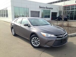 2016 Toyota Camry LE Backup Cam, Bluetooth, Cruise Control
