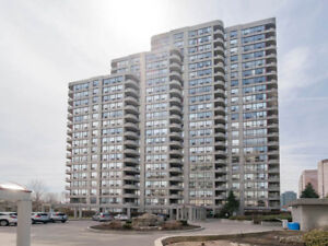 Fully Upgraded Large 1 Br + Den Suite -North York