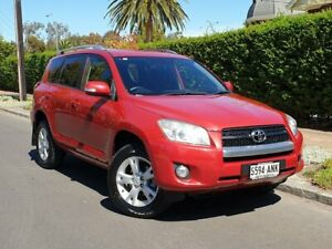 2011 Toyota RAV4 ACA38R MY11 Altitude 4x2 Red/Black 5 Speed Automatic Wagon Prospect Prospect Area Preview