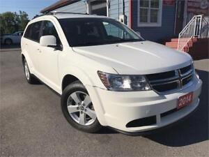 2014 Dodge Journey|7 PASSANGER|4 CYL| CAR LOANS FOR ANY CREDIT