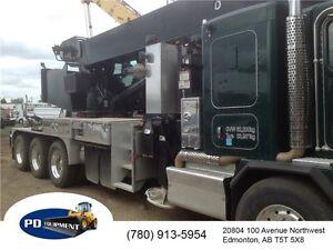 2013 Kenworth T800 T/A Tri Drive c/w National NBT45TM 45Ton Boom Edmonton Edmonton Area image 15