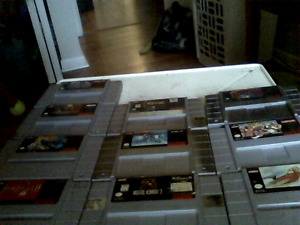 |--SNES GAMES FOR SALE!--|